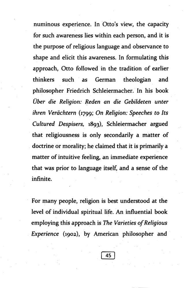 religious violence essay