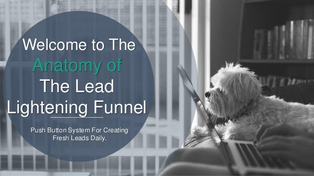 anatomy of the lead lightning funnel
