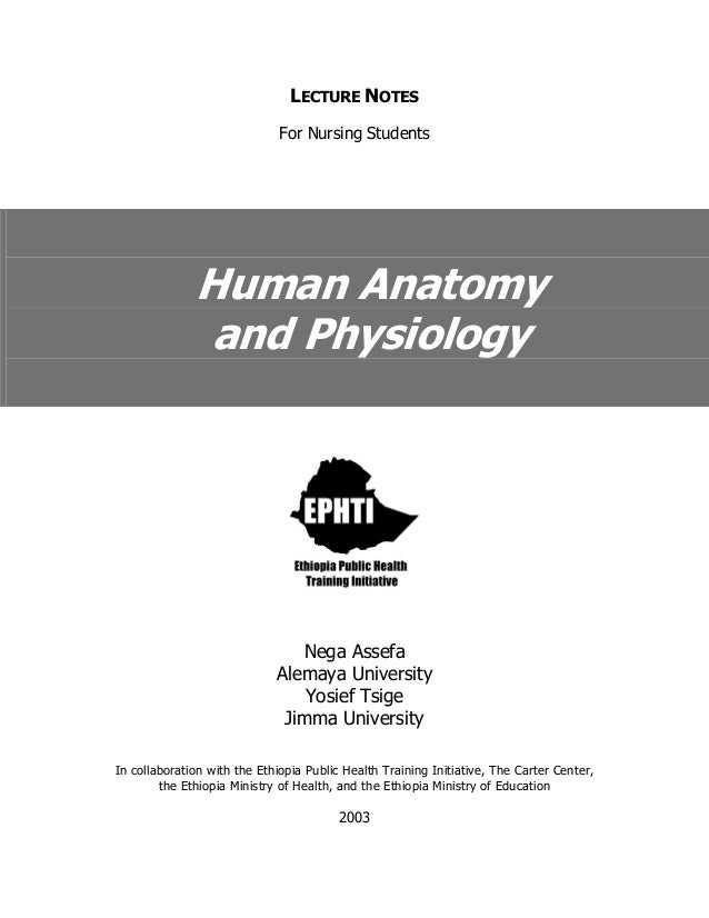 Anatomy Physiology Book Pdf