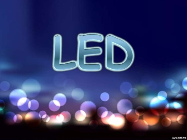 A Light Emitting Diode (LED) is a semiconductor light source. LEDsare used as indicator lamps in many devices and are incr...