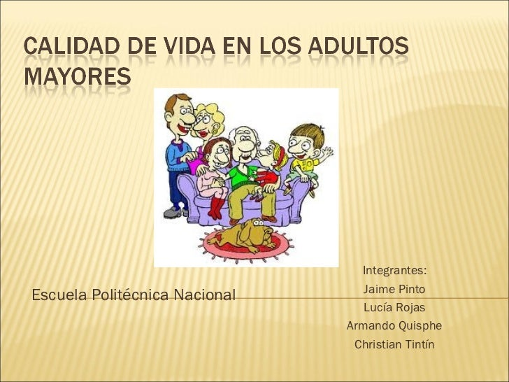 Integrantes:                                  Jaime PintoEscuela Politécnica Nacional                                  Luc...