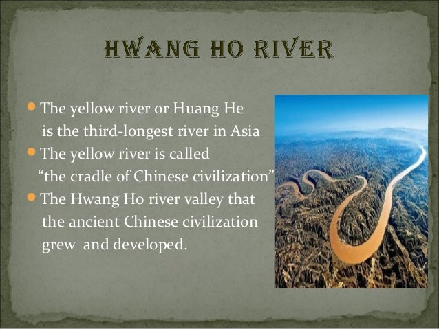 Ancient chinese civilization silk industry calendar 7 the yellow river sciox Choice Image