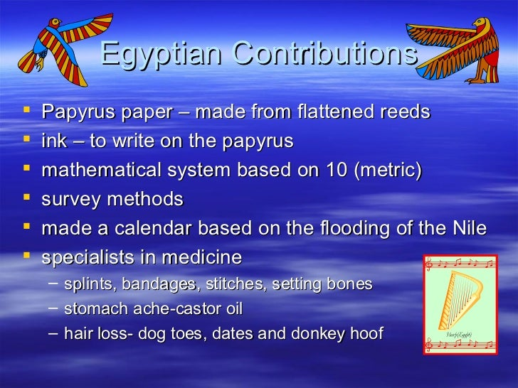 essay related to the ancient egypt world achievements