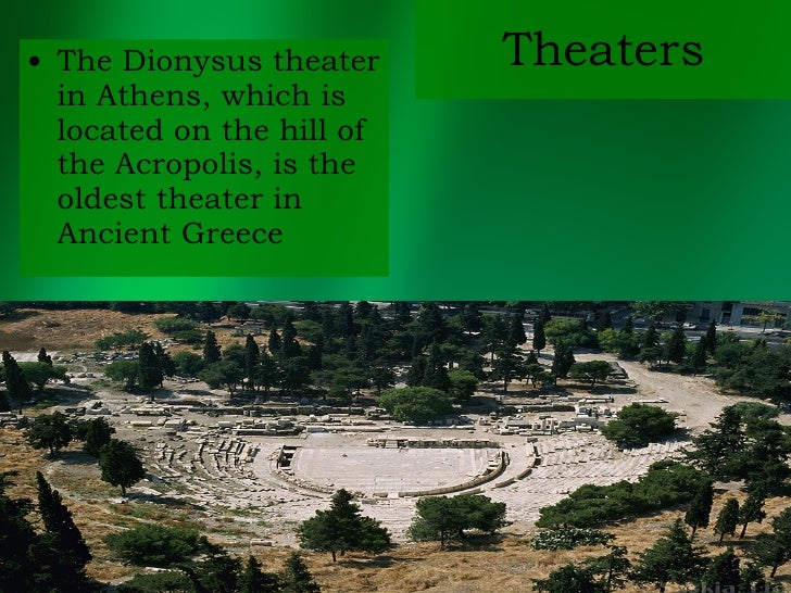 theater and drama in ancient greece The ancient greeks took their entertainment very seriously and used drama as a  way of investigating the world they lived in, and what it meant to be human.