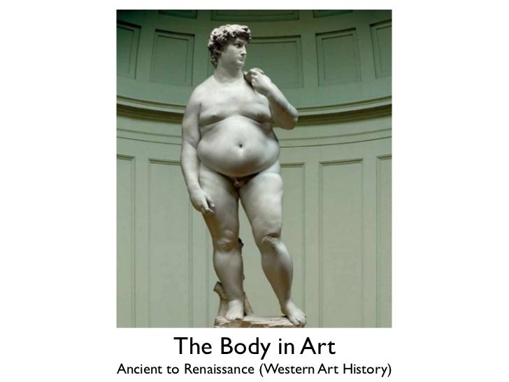 The Body in Art Ancient to Renaissance (Western Art History)