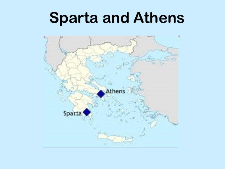 difference in spartas and athens boys The stem of this difference seems to lie in how these two city  athens and sparta athens and sparta were the two largest greek  boys were sent to a boot camp.