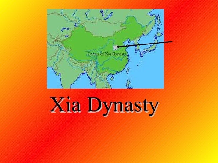 Ancient china government dynasties 9 xia sciox Image collections