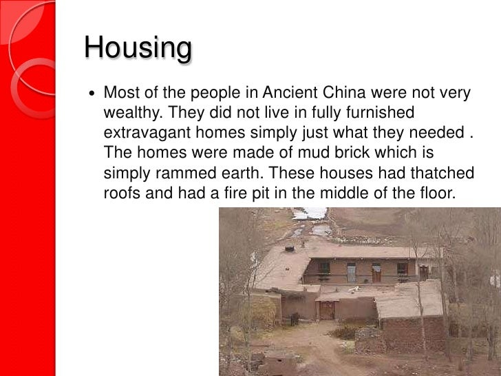 Images of ancient chinese houses