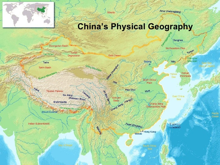 Ancient china chinas physical geography gumiabroncs Gallery