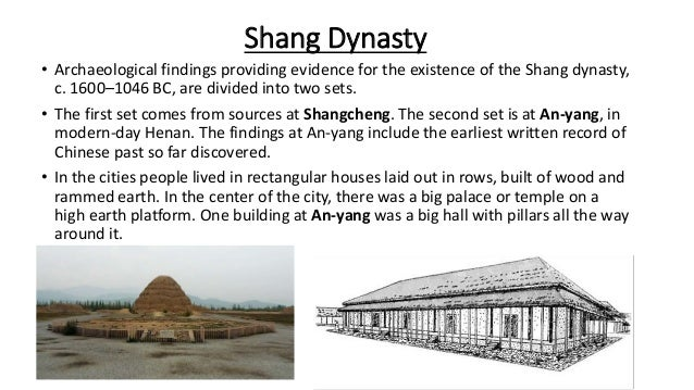 Ancient chinese architecture for Shang dynasty art and architecture