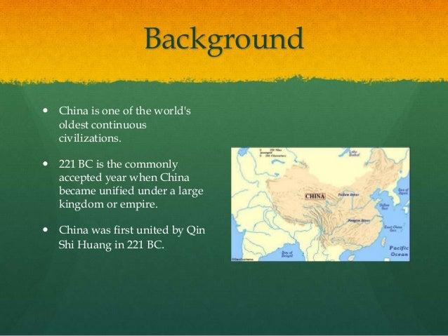 Ancient China Notes