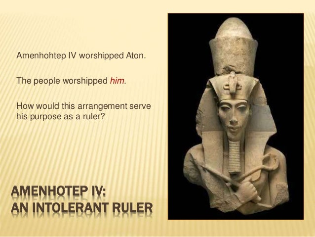 Pharaoh Amenhotep III Facts