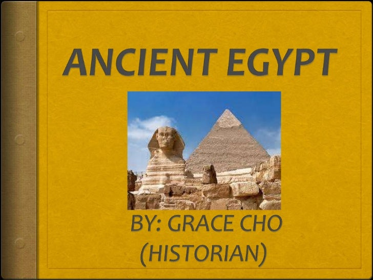 The civilization of ancient Egypt existed from about2800BC up to the time of Christ's birth. It could befound close to riv...