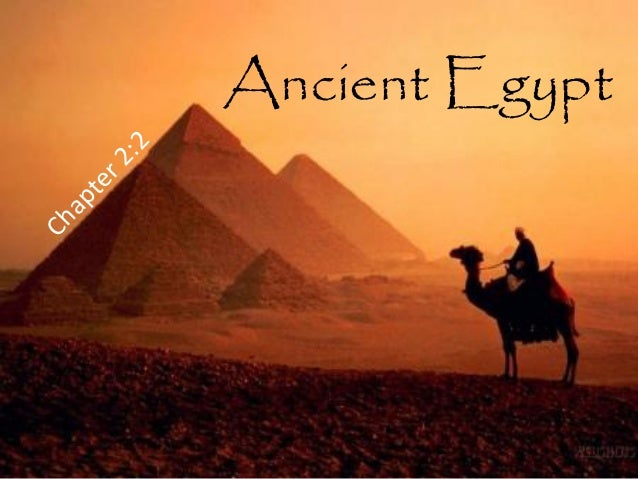 Ancient Egypt  Chapter 2:2