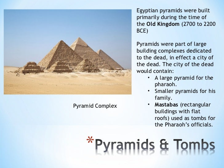 facts about the egyptian pyramids Constructed between 2589 and 2504 bc, the egyptian pyramids of khufu, khafre and menkaure, built in that order, are a testament to ancient planning and engineering how these pyramids were built is a source of speculation and debate.