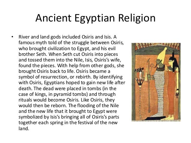 differences between the mesopotamian religion and egyptian religion in ancient civilization Free essay: account for the similarities and differences between them despite the fact that ancient sumerian and egyptian civilizations grew up rather close.