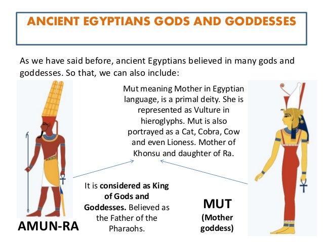 Ancient Egypt Gods And Goddess Engneforic
