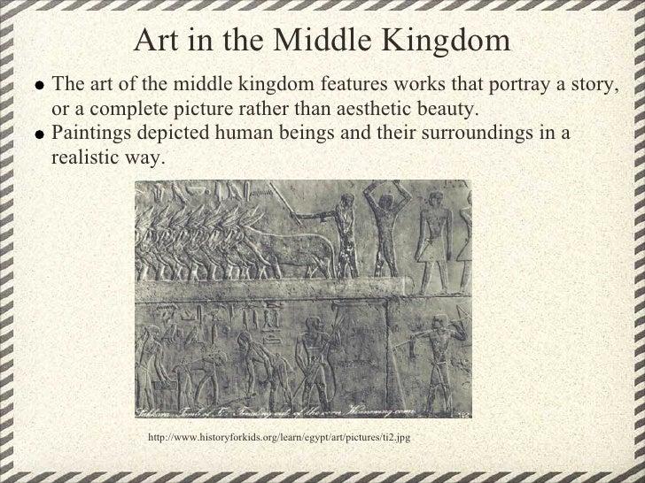 History: The Middle Kingdom