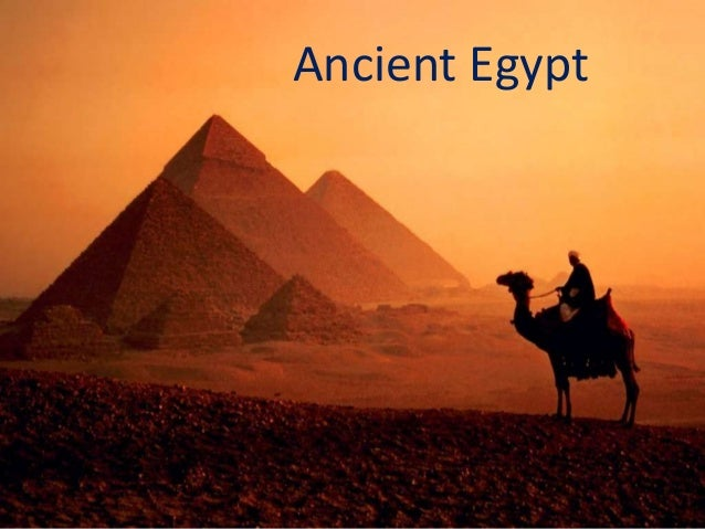 Ppt egyptian art* historical background egyptian civilization.