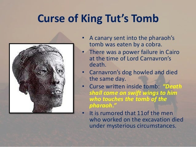 The Curse Of King Tuts Tomb Torrent: Ancient Egypt PowerPoint
