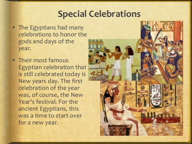 Ancient egypt research power point