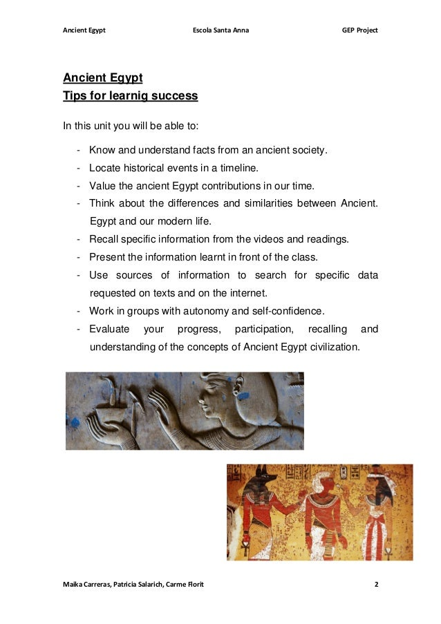 Ancient Egypt Students Worksheets – Ancient Civilizations Worksheets