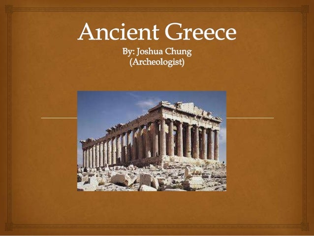 Introduction                      Ancient Greece was a civilization surround bythe Mediterranean Sea. It lasted 2,000 BC ...