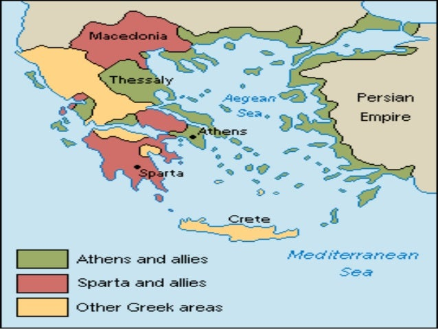 A Map Of Athens Sparta Map Of Piraeus Athens Map Of Europe - Where is athens