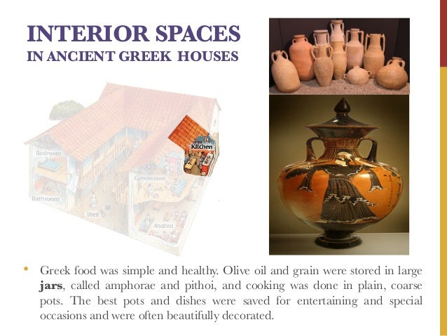 Ancient greece interior design furniture for Ancient roman interior decoration