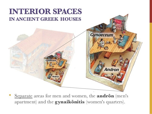 Greek Interior Design History Plans Ancient Greece Interior Design & Furniture