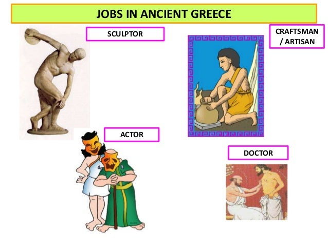 Ancient greece life, society and culture