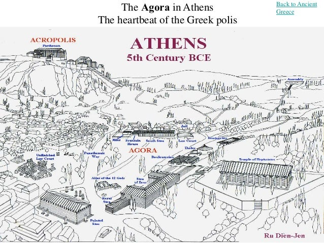 How is government in the united states today different from government in ancient athens?