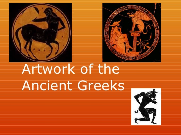 Artwork of the Ancient Greeks