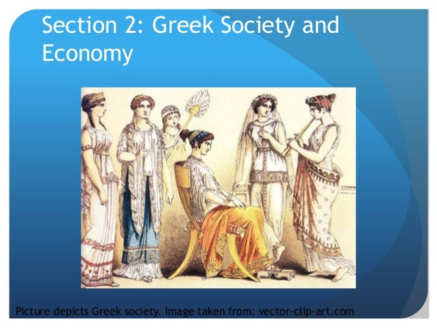 the two distinct features of the greek society symbolized by the chorus Difference between greek and modern live in a multi-cultural society with people who follow many different dancing and where the 'chorus' would sing and.