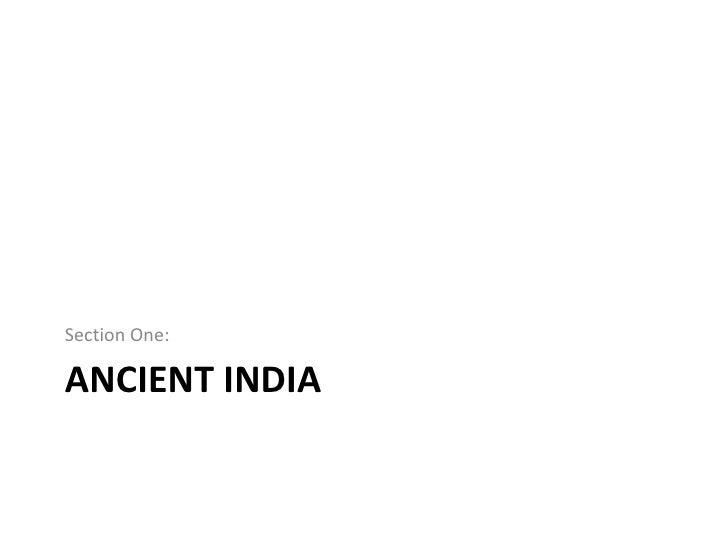 ancient china and india Free essay: amber richey october 15, 2012 world history ancient india and ancient china different but the same ancient india and ancient china have as many.