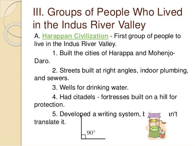 notes on harappan civilization