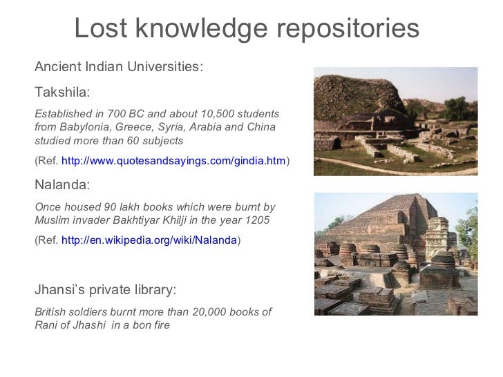 Ancient indian science