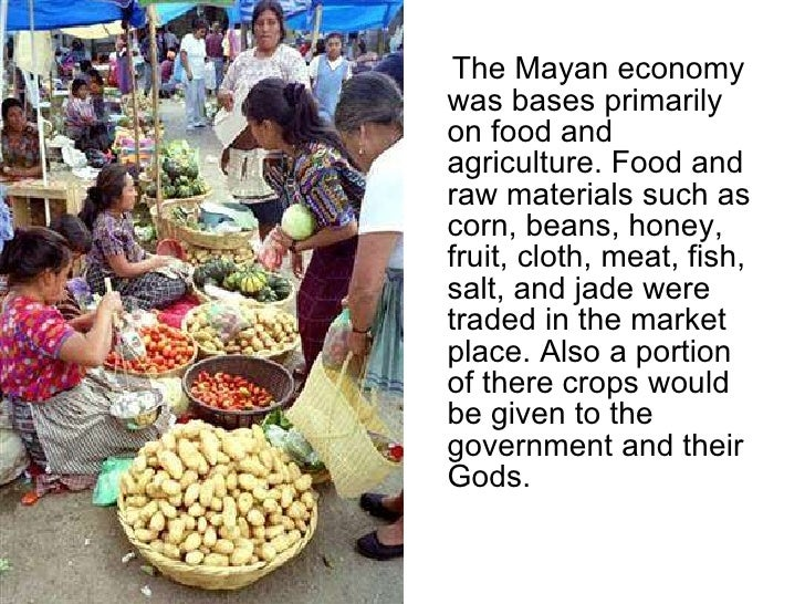 Ancient mayans for Ancient mayan cuisine