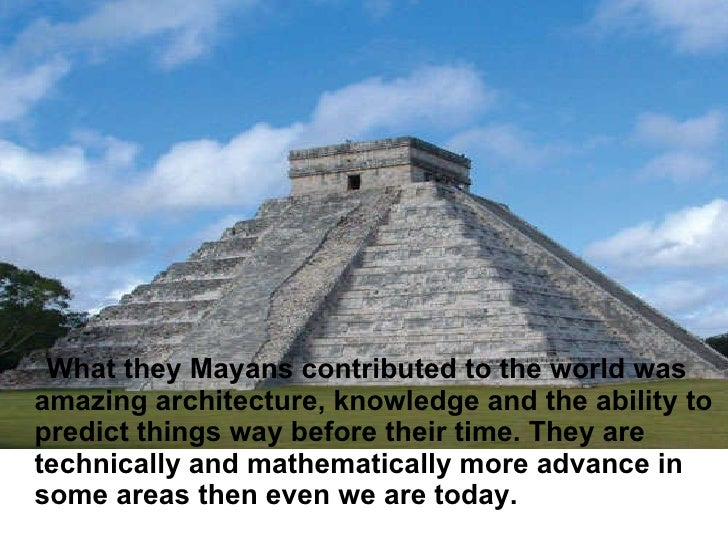 ancient mayans The ancient maya civilization existed in the region of present day mexico and central america from at least as early as 2600 bc till the spanish conquest in the 16th century they were part of the mesoamerican civilization , which comprised of a number of indigenous cultures in the region.