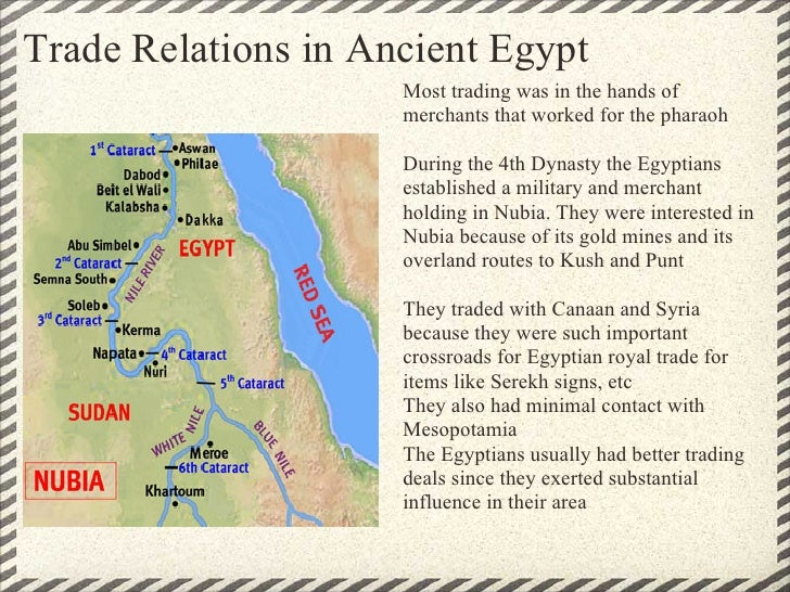 Ancient Old Kingdom - Map of egypt old kingdom