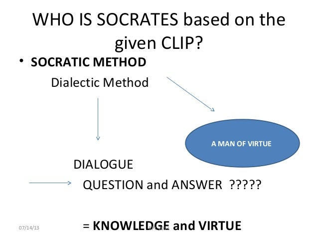 socratic aporia the knowledge behind truth The meaning of dialectic in plato ann m kinney  humility and aporia in the interlocutor  that what he thought was knowledge, is, at best, doxa.
