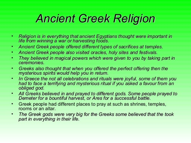 parthenon and greek religious beliefs