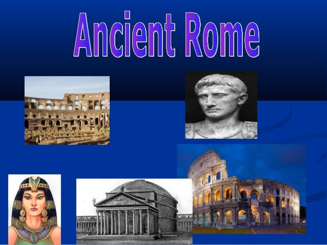 Geog r aphy of           Ancient Rome• At the base of Italy's two mountain ranges(The Alps and the Apennines) lie fertile ...