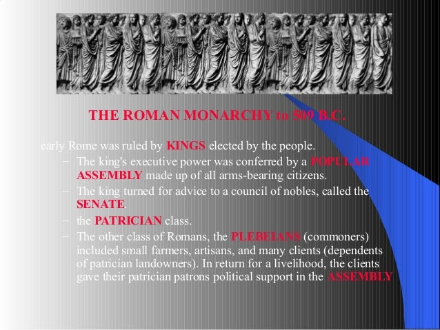 the senate was romes puppeteer and source of power The roman senate was a political institution in ancient romeit was one of the most enduring institutions in roman history, being established in the first days of the city (traditionally founded in 753 bc.