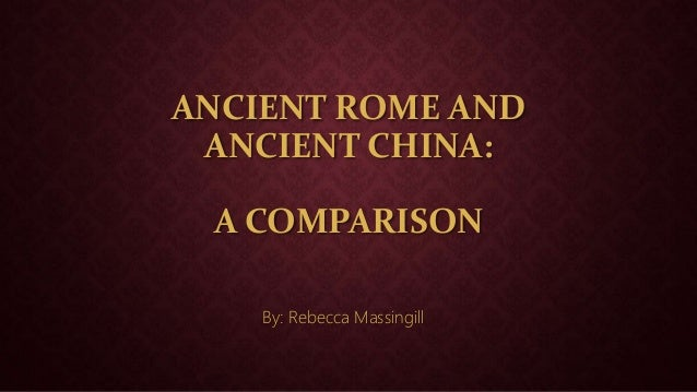 compare and contrast the classical civilizations of india and china