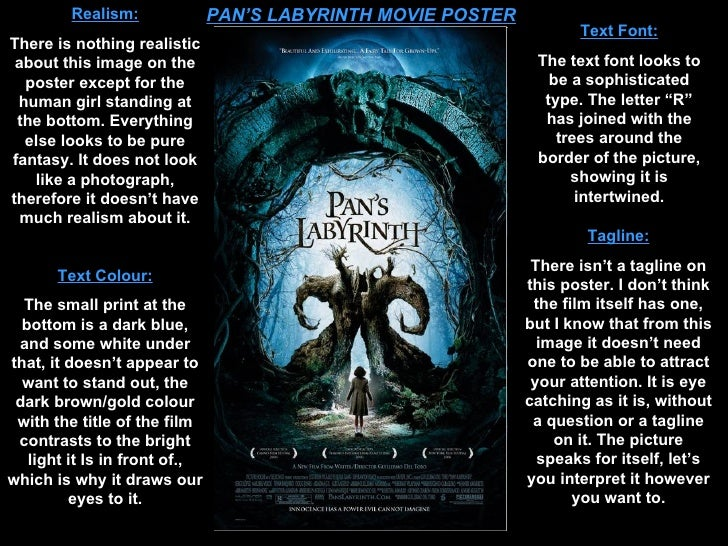 PANS LABYRINTH MOVIE POSTER 12