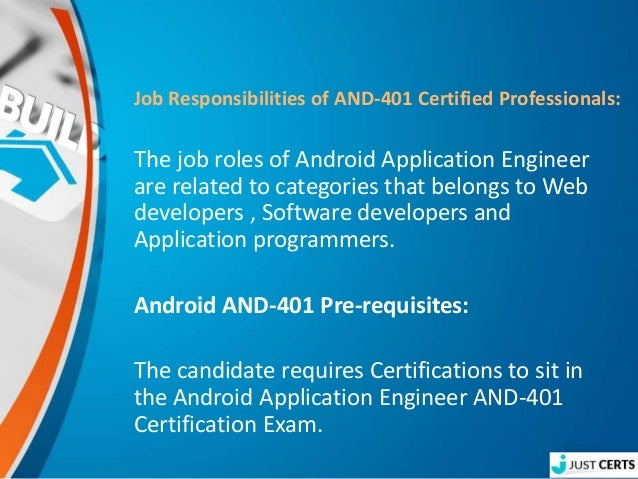 Amazing Application Engineer Job Responsibilities Photos - Best