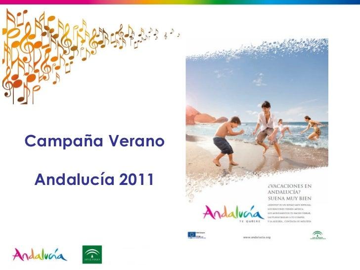 Campaña Verano Andalucía 2011