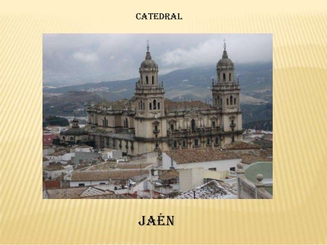 JaénCATEDRAL
