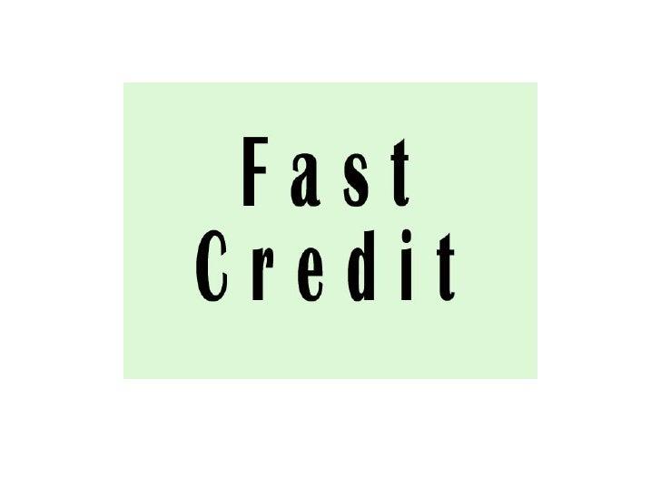 And credit Slide 1